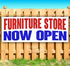 Furniture Store Now Open Advertising Vinyl Banner Flag Sign Many Sizes