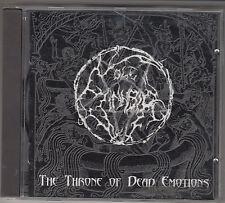 OLC SINNSIR - the throne of dead emotions CD