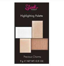 Sleek Makeup Precious Charms 3 Cream 1 Powder Highlighting Palette