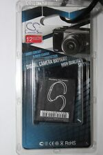 CAMERON SINO  -  Batterie pour Casio Exilim Zoom EX-Z19 - CS-NP60CA