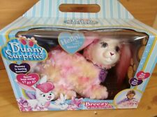 Bunny Surprise Breezy and her Bunnies. Brand New sealed box S90