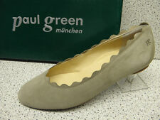 Paul Green Damen-Ballerinas aus Echtleder