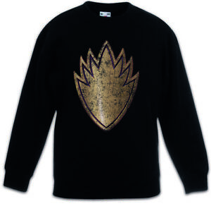 RAVAGERS LOGO Kids Boys Girls Pullover Guardians Symbol Of The Sign Galaxy