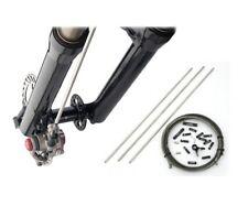 Avid Full Metal Jacket - Retro - Mechanical Disc Brakes Front & Rear Cable Set
