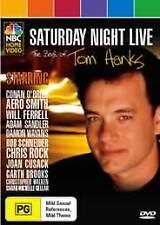 Saturday Night Live - Best Of Tom Hanks (Brand New Region 4 DVD, 2005)