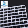 Grid Divider Tray Egg Crate Aquarium Fish Tank Filter Bottom Isolate WHITE X 1