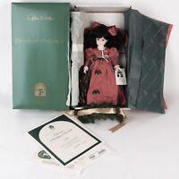 "Robin Woods 14"" Doll Christmas Joy by Robin Woods 1991 Limited Ed 78 of 1000 COA"