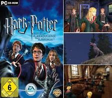 Harry Potter und der Gefangene von Askaban PC Erstausgabe Deutsch mit Handbuch