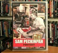 DVD SAM PECKINPAH PORTRAIT NUOVO E SIGILLATO
