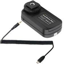 Vello FreeWave Plus Wireless Remote Shutter Release for Sony Multi Terminal