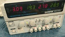 GW Instex GPS-3303 BENCH POWER SUPPLY