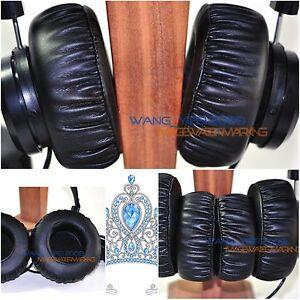 Queen Size DIY Bass Plus Ear Pads Cushion For Grado SR RS PS MS Series Headphone