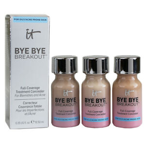 it Cosmetics Bye Bye Breakout Full-Coverage Treatment Concealer 0.35oz/10.5ml