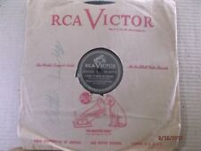 "RCA 10"" 78/Sammy Kaye/I Used To Work In Chicago/It's A Lie/VG+/E!!!"