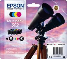 Epson C13T02V64010 Multipack 4-colours 502 Ink Tintenpatrone D