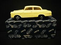 OPEL  Rekord 1963 vintage made in  Portugal - Boxed cream