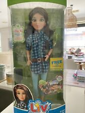Liv Doll School's Out Katie. BNIB! Fully Poseable & Changeable Wig!