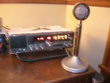 Radio Shack Realistic Navajo Trc-457 Cb Ssb Base Station with D104