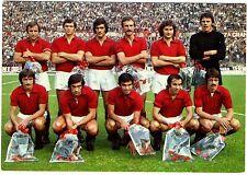 Cartolina Squadra Torino Calcio 1972/73