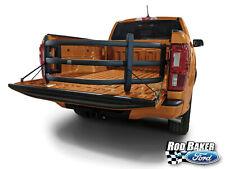 2019 Ford Ranger Pickup OEM Genuine Ford Bed Lightweight Bed Extender - Black