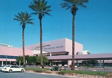 The Las Vegas Convention Center, Winchester Nevada, Entrance & Cars --- Postcard
