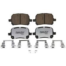 Disc Brake Pad-Brake Pads Perfect Stop PC707