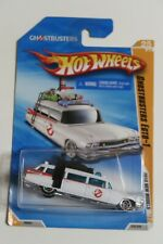 Hot Wheels 2010 Ghostbusters Ecto-1 NEW SEALED
