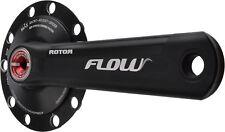 Biela carretera rotor Flow Crankset 175 - Bcd110x5