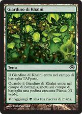 4x Giardino di Khalni - Khalni Garden MTG MAGIC Planechase English