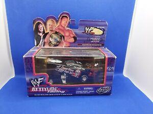 1999 Road Champs WWF Attitude Racing Stone Cold Steve Austin 1:43 Scale