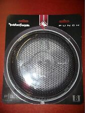 NEW ROCKFORD FOSGATE P3SG-8 SHALLOW SPEAKER GRILLE COVERS 8 INCH