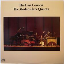 THE MODERN JAZZ QUARTET / THE LAST CONCERT / WARNER PIONEER JAPAN P-6321-2A