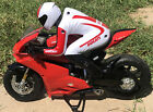 Used RC Ducati Motorcycle 1299 Panigale Anniversario #84471 for Display Or Parts