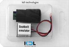 PASSENGER SEAT OCCUPANCY Mat BYPASS Sensor Airbag Emulator For BMW 7 Series E65