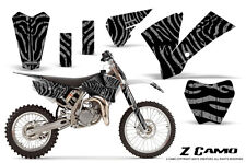 KTM SX85 SX105 2004-2005 GRAPHICS KIT CREATORX DECALS ZCAMO SNP