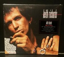 KEITH RICHARDS Talk Is Cheap 30th Anniv Edition SEALED (CD Mindless BMG) Stones