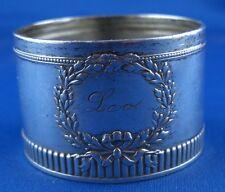 Serviettenring Bruckmann 800er Silber
