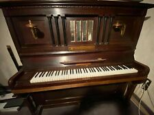 Klavier Pianella D DUCA selten / mit 15 Duca Rollen