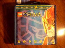 Lego Legends of Chima 2-in-1 ZipBin Battle Storage Case New Free Shipping!