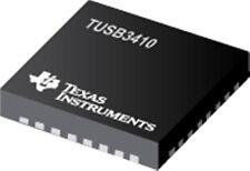 IC TI TUSB3410IVF RS232/IrDA Serial-to-USB Converter 32LQFP Integrated 8052 CPU
