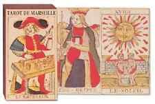 Le Tarot de Marseilles 78 Cards with Booklet by Piatnik