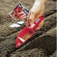LUSTER LEAF Rapitest Vibrating Hand Seedmaster Vegetable Garden Seeder Seed