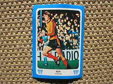 REP HOLLAND COGED ARGENTINA 78 COPA MUNDIAL 1978 FOOTBALL UNUSED CARD EX