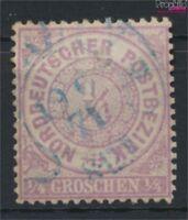 Norddeutscher Postbezirk 13 Pracht gestempelt 1869 Groschenwährung (9158142