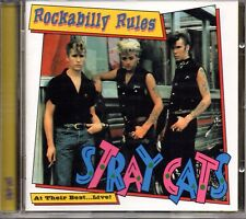 Stray Cats – Rockabilly Rules: At Their Best... Live CD 1999