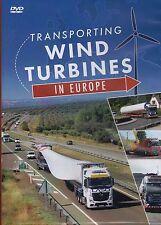 TRANSPORTING WIND TURBINES IN EUROPE