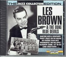 Les Brown & The Duke Blue Devils - The Jazz Collector Edition (1991) -CD - (NEW)