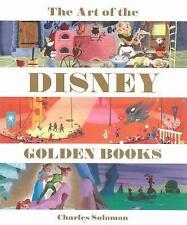 The Art of the Disney Golden Books Disney Editions Deluxe