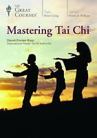 THE GREAT COURSES - Mastering Tai Chi - David-Dorian ROSS[24 LESSONS,4 DVD SET]