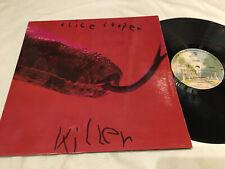 """Alice Cooper """"Killer"""" vinyl LP Warner Bros BS 2567 New Zealand Gatefold EX/EX+"""